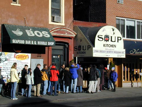No Soup For You! A tragedy of branding and caricature ...